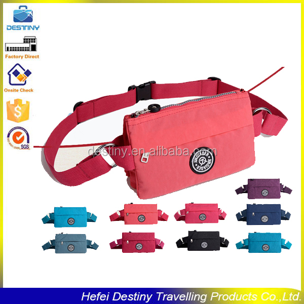 taobao hot sale cheap high-quality personal women wholesale waist bag