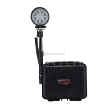 portable rechargeable 24w led rescue equipment for security department