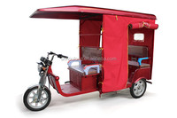 2014 Romai New model 48v 850w e rickshaw with dc motor