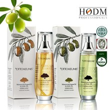 Private Label Manufacturing 100% Pure Argan Oil for haircare & skincare in luxurious glass bottles OEM