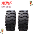 Manufacture & supplier wheel loader tire 17.5x25