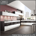 Ninety Degree modern design cheap kitchen furniture China