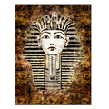 Tutankhamun Egyptian Pharaoh Canvas Prints Retro Style HD Photo Printing for Inner Wall Decor Drop Shipment Wholesale