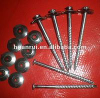 75mm High Quality Umbrella Roofing Nails