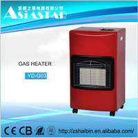 China supplier indoor butane heater gas room warmer in winter