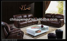 Special design mirofiber reclining sofa sets