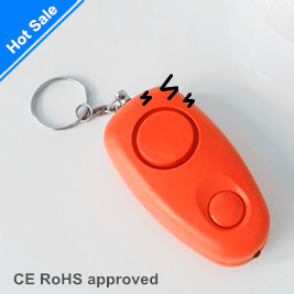 Cheap Promotion Gift Product Loud Voice Self-defense Personal Alarm