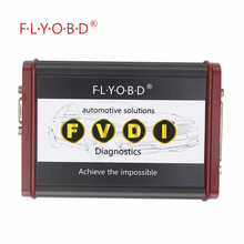 flyobd fvdi v2016 full abrites commander 18 software diagnostic and scanner tools auto key programmer for Volvo/Avdi/vag etc...