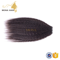 fast delivery express to USA 2-3workday virgin hair extensions real human hair piece