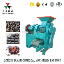 Coconut bamboo charcoal powder charcoal ball pressing machine coal ball forming machine