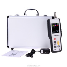 Particle Counter HT-9600 PM2.5 / PM10 Detector Particle Air Pollution Monitor Dust Air Quality Monitor Air Quality Test