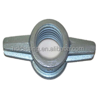 scaffolding parts adjustable casted jack base nut 28