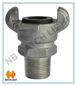 Stainless Steel Universal Chicago Type Flexible Air Hose Coupling