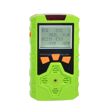 Factory direct industrial gas detector portable multifunction handheld gas leak detector