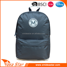 Professional custom logo student backpack school backpack fancy rucksack