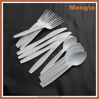 yiwu zhejiang ps plastic disposable party tableware wholesale