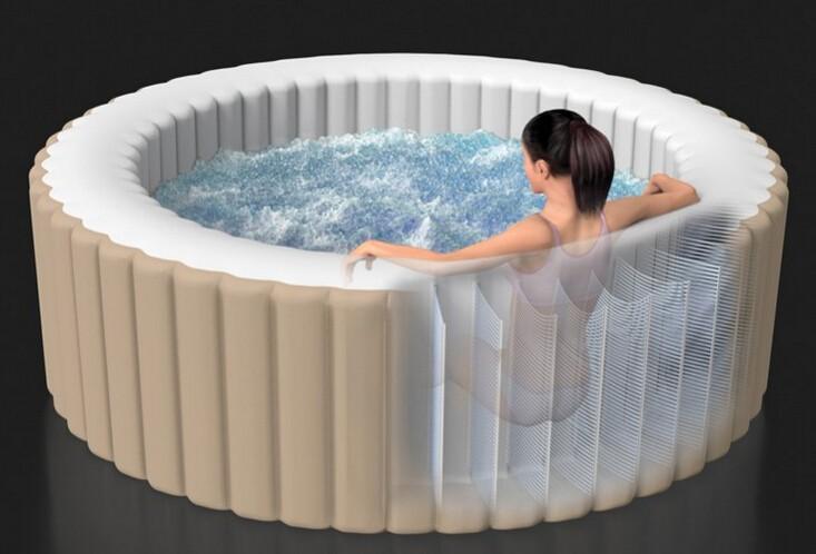 besten preis 2 personen aufblasbaren whirlpool aufblasbare badewanne whirlpool aufblasbar. Black Bedroom Furniture Sets. Home Design Ideas
