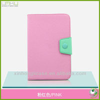 "7"" tablet leather case for Samsung Galaxy Tab P3100,for Galaxy Tab P3100 flip leather case"
