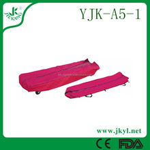 YJK-A5-1 PE provide wheelchair foldable stretcher for first aid
