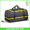 "28"" Wholesale walmart travel wheel duffle bag for gym, high density roomy mens duffle bag manufacturers"