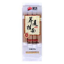 300g Buckwheat noodles wholesale tasty soba noodles high quality Chinese manufacturer