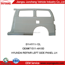 Replacement Side Panel For Hyundai Starex Car Auto Body Parts