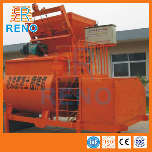 Reno new desigin foam concrete light weight brick making machinery for producing the acoustic brick