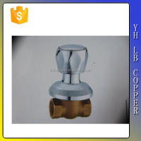 (2C-JE293) Linbo type angle manual radiator valve