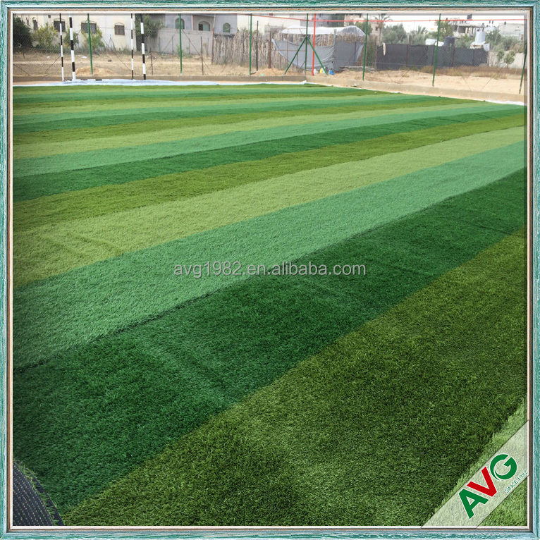 AVG Wholesale Cheap 60 MM Height Artificial Grass Carpet Synthetic Sports Surfaces