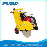 Asphalt Road Groove Cutter Machine for sale