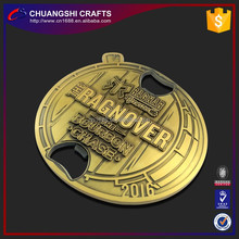 High grade good quality customized souvenir metal medal 3D coins