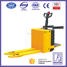 High efficient cheap price powered electric hand pallet truck