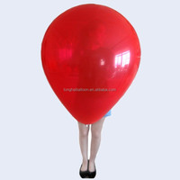 China wholesale 36 inch,72 inch Giant latex Balloons/Factory price flat blaoon