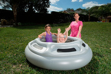 buy swimming pool bestway outer space inflatable swimming pool with window