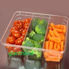 fruit and vegetable packaging trays