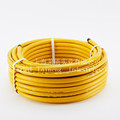 CSA YELLOW COATED GAS CONNECTOR CSST UNDERGROUND GASLINE PE COATED