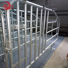 Pig crates Sow gestation stall Animal gestaion cage farm for sales