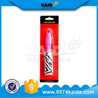 Short time delivery great quality hq0030m sticky glue pet hair lint roller remover