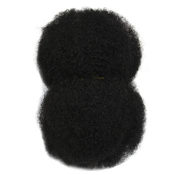 High quality Tight Afro Kinky Bulk Hair 100% Human Hair For DreadLocks,Twist Braids