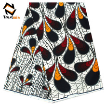 wholesale cotton quality veritable ankara wax print fabric african