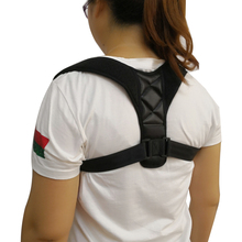 2018 Adjustable Shoulder Support Clavicle Posture Brace Back Posture Corrector For Women And Man