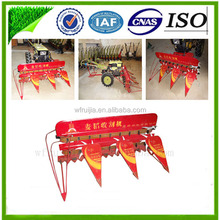 China 2wheel Farm Tractor 8-22HP Agriculture Machine v-belt driven walking tractor rice harvester, price of rice harvester