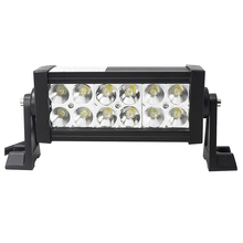 High Performance Waterproof 36W 10-30V Offroad Led Light Bar