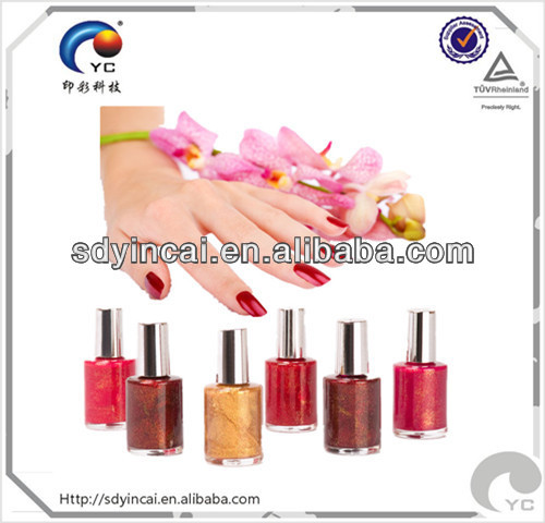 2014 hot one step nail polish distributor