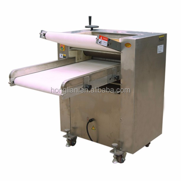 automatic pizza dough roller making machine