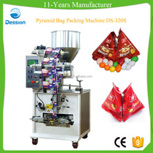 Chocolate Candy Triangle Bag Snack Packing Machine Price DS-320S