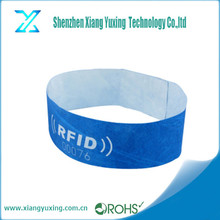 Passive PP 13.56 mhz nfc wristband for kids, women, men, unisex
