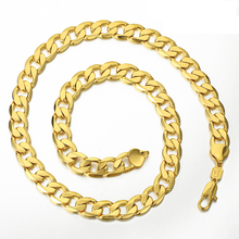 40960 Xuping Fashion 24k gold chain for men, gross Jewelry gold Men Necklace