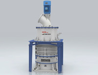 JPR Latest Technology Processed Fine Building Powder Grinding Machine