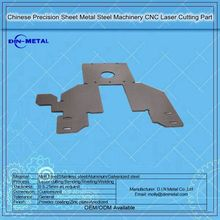 Chinese Precision Sheet Metal Steel Machinery CNC Laser Cutting Part